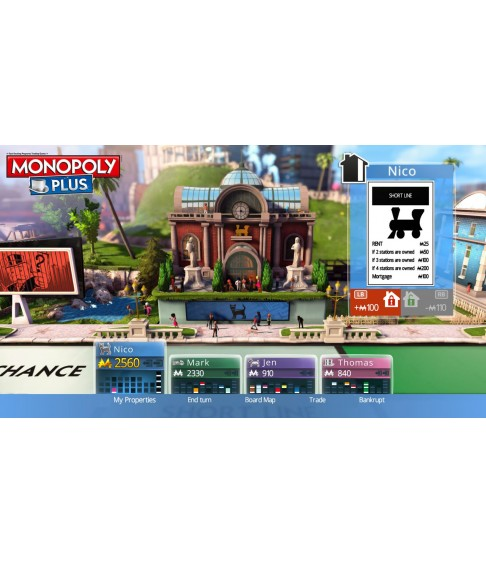 Monopoly Family Pack [Xbox One]